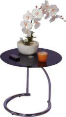 Möbel direkt online Moebel direkt online Beistelltisch Glastisch Metalltisch In 2 Farben lieferbar