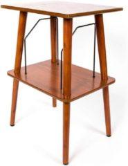 Bruine GPO CANTERBURY Houten meubel behorend bij GPO platenspelers