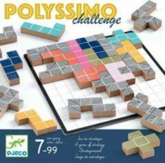 Djeco - Gezelschapsspel Polyssimo Challenge - 7+