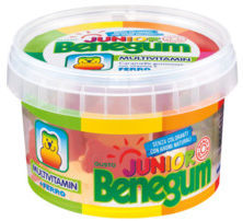 Benegum Junior Caramelle Multivitamin + Ferro