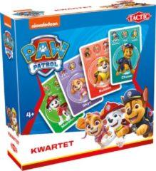 Tactic Kwartetspel Paw Patrol (Nl)