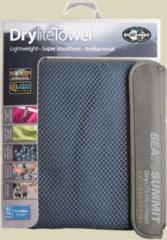 Sea to Summit Drylite Towel Mikrofaser Handtuch Größe XL cobalt blue
