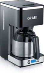 Zwarte Graef FK 512 Filter koffiezetapparaat