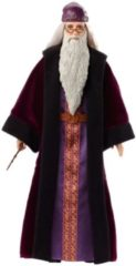 Grijze Mattel tienerpop Wizarding World Albus Dumbledore 26 cm paars