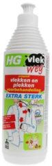 Witte HG vlekken voorbehandeling gel extra sterk - 500 ml - verwijdert de allerergste vlekken