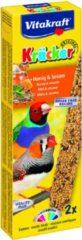 Vitakraft Exoten Honing-Kracker - Vogelsnack - 2 stuks