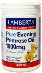 Lamberts Teunisbloemolie 1000 mg (pure evening primrose) 90 Capsules