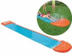 Bestway Enkele Waterglijbaan - Single Slide - 549 cm - H2O GO!