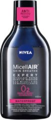 Nivea MicellAIR Skin Breathe Professional Make-up Remover Water 400 ml