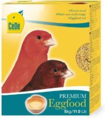 Rode Cédé Cede Eivoer - Rood - 5 Kg - Vogelvoer