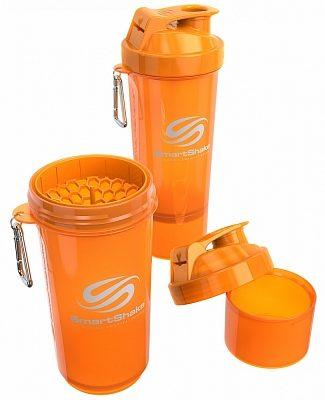Afbeelding van Oranje Liever Gezond SmartShake Original 600ml - 1 stuk - Neon Orange