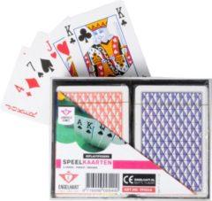 Engelhart Longfield Games Speelkaarten In Kunststof Etui