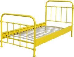 Vipack Furniture Vipack Metallbett New York 90x200 cm, gelb