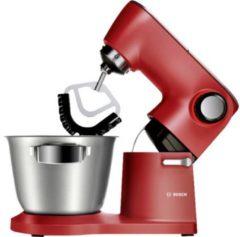Bosch MUM9A66R00 kokende keukenmachine 5,5 l Rood, Zilver 1600 W