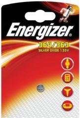 364 Knoopcel Zilveroxide 1.55 V 23 mAh Energizer SR60 1 stuks