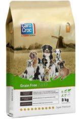 Carocroc Grain Free Gevogelte&Aardappel&Bieten - Hondenvoer - 3 kg - Hondenvoer
