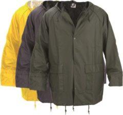 Regenjas SafeWorker Palau pu-flex, groen, maat 2XL
