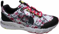 The North Face kersenbloemen veters sneakers Spreva wit roze mt 38