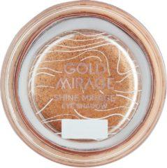 L'Oréal Paris L'Oréal Paris Gold Mirage Oogschaduw - 04 Tiger Eye – Goudkleurig - Limited Edition Collectie - Shine Mirage Eye Schadow