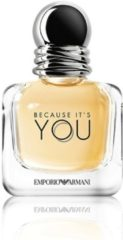 Emporio Armani Giorgio Armani Because It's You Eau de parfum spray 30 ml