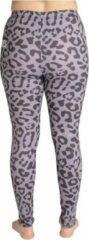 Grijze ZUMPREMA Grey Leopard Sport Legging
