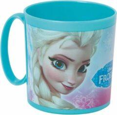Plastic Frozen thema drink beker 350 ml voor kinderen/peuters