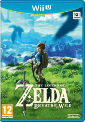 Nintendo Legend of Zelda: Breath of the Wild Wii U (2329048)