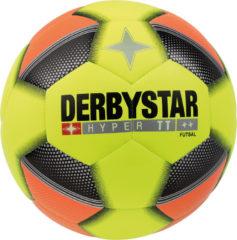 Derbystar VoetbalVolwassenen - neon geel/oranje/zwart