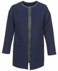 Blauwe Mantel Naf Naf ALYSON
