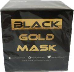 Zwarte Black Gold Mask Peel Off 100ml | Gezichtsmasker | Tegen mee-eters, acne | Alternatief voor strips