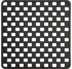 Sealskin Doby Veiligheidsmat 50x50 cm Rubber Zwart 312003419