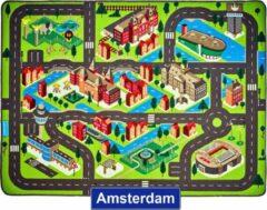 Jouw Speelkleed Amsterdam - Verkeerskleed - Speeltapijt.