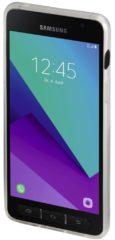 Hama Crystal GSM backcover Geschikt voor model (GSMs): Samsung XCover 4, Samsung Xcover 4s Transparant