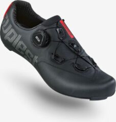 Zwarte Suplest Edge+ Road Sport Shoes Black/Silver 39