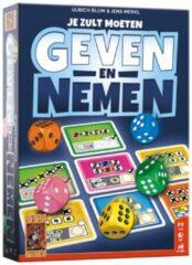 999 Games 999-games Spel Geven en Nemen