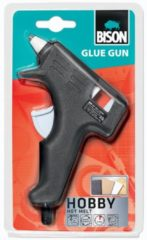 Bison Glue Gun Hobby lijmpistool blister met 2 sticks
