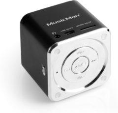MP3-speler Mini MusicMan zwart - TECHNAXX