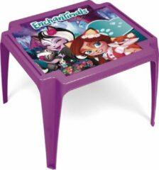 Mattel tafel Enchantimals junior 50 x 55 x 44 cm paars