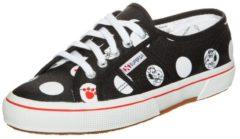 Superga 2750 FANCOT BELLE Sneaker Low Damen schwarz-weiß