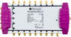 Opticum OMS 5/16p, Multischalter