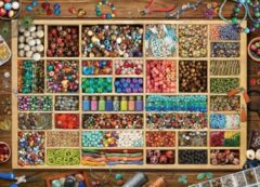 Eurogra Puzzel 1000 stukjes - Bead Collection