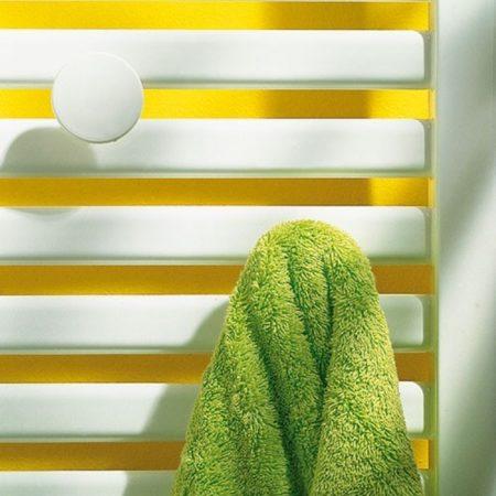 Afbeelding van Witte Praya Elara Wiesbaden losse badjasknop wit 41.3600