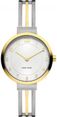 Danish Design watches titanium dameshorloge Tiara Two-tone IV75Q1277