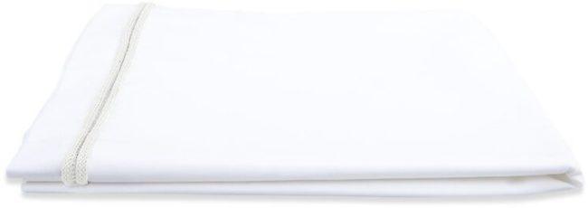 Afbeelding van Witte Baby's Only Wieglaken Classic Wolwit 80 x 100 cm