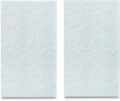 Zeller Present Herdabdeck-/Schneideplatten »Granit«, hellgrau, 2-er Set, 30 x 52 cm
