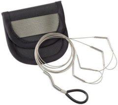 Grijze MSR Reactor Hanging Kit campingkoker accessoires grijs