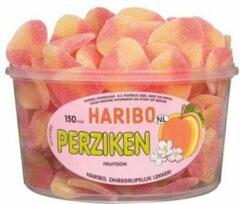 Oranje Haribo Perziken