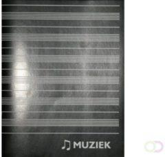 Office Schrift 165x210 muziekschrift 36blz