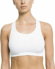 Witte Pure Lime sportondergoed - dames Sporttop - maat L/XL