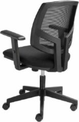 Zwarte Top Line Bureaustoel ergonomisch | Kane |Thuisgebruik|
